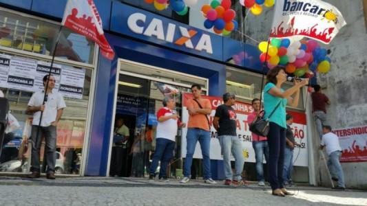 Bancários devem ficar atentos com nova gestão da Caixa