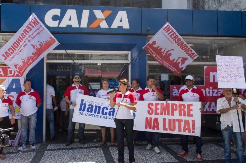 Em reunião, representantes do banco confirmam desmonte da Caixa