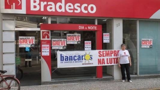 Chega de desrespeito: Amanhã começa a GREVE NACIONAL dos BANCÁRIOS