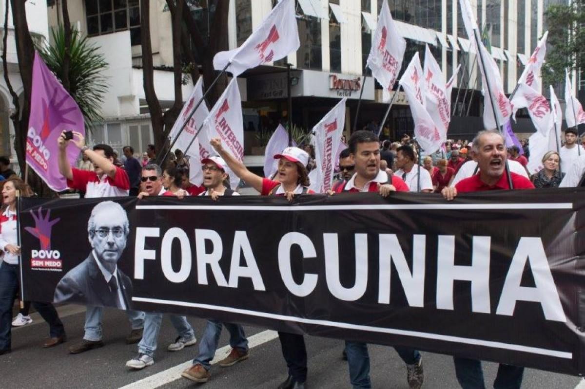 STF afasta Eduardo Cunha