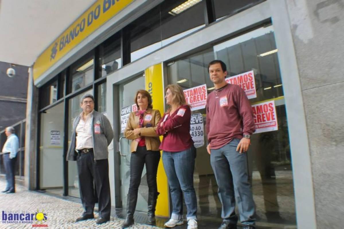 Banco do Brasil apresenta proposta com poucos avanços e greve é inevitável