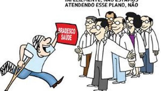 Bancários do Bradesco sofrem com atendimento precário do Bradesco Saúde