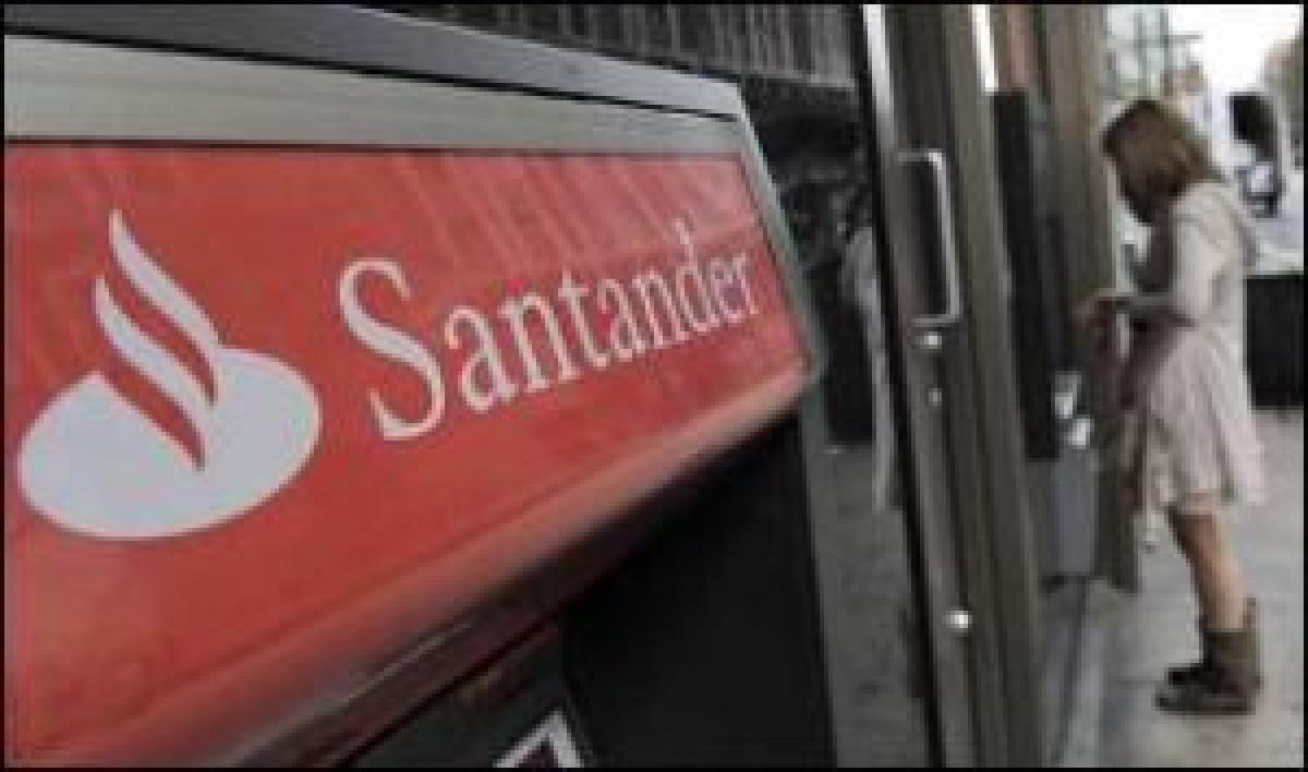 Santander tem nota de risco melhor no Brasil do que na Espanha