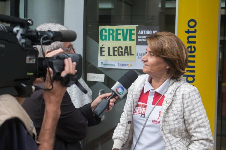 Bancários em greve: a responsabilidade é dos banqueiros!