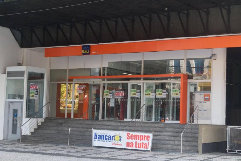 Greve Nacional: Bancários exigem proposta decente