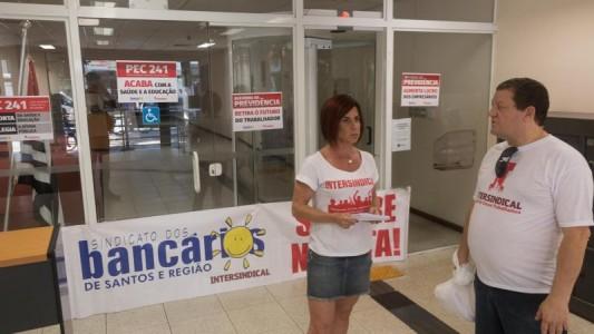 Ex-HSBC sofrem perseguição no Bradesco