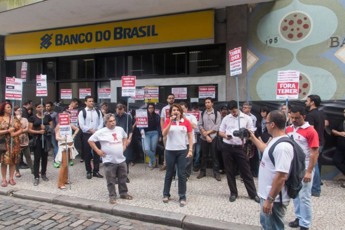O inferno não é o limite para o Banco do Brasil