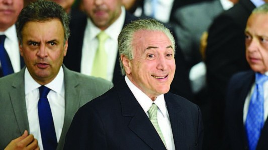 Temer trama a entrega da CAIXA e mais de 200 empresas ao grande capital