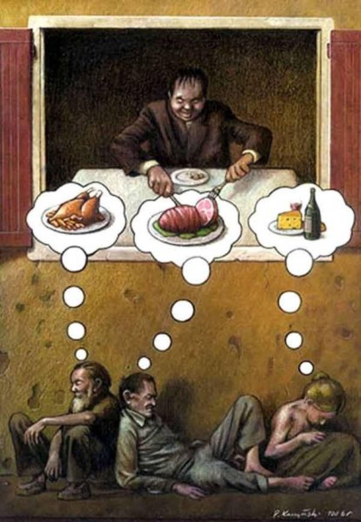 O pavor dos abastados: a desigualdade e a taxação das riquezas