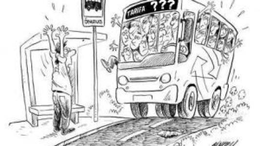 População sofre com aumento de passagens e falta de qualidade no transporte público