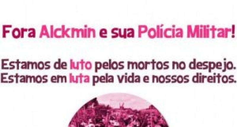 Violações de Direitos Humanos no Pinheirinho são colhidas em audiência pública