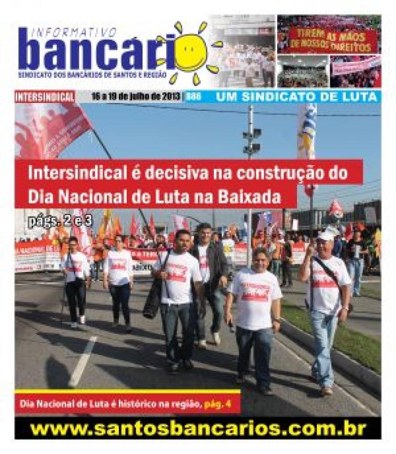 Intersindical é decisiva na construção do Dia Nacional de Luta na Baixada