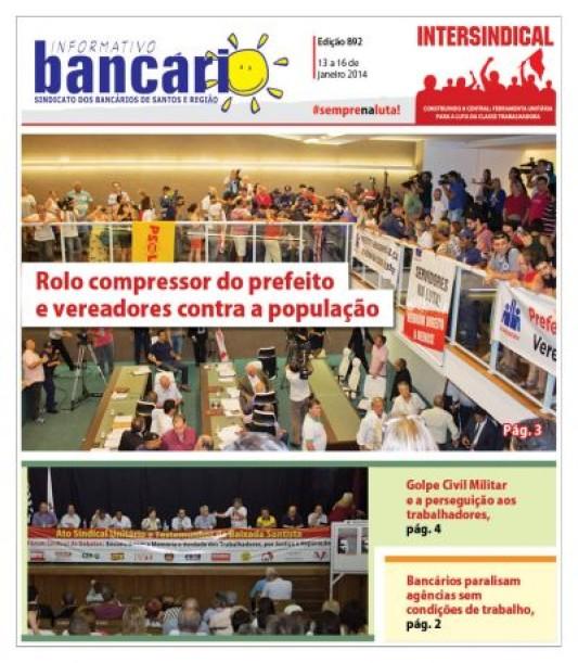 Rolo compressor do prefeito e vereadores contra a população