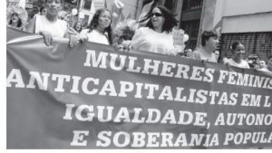 8 de Março: Dia de celebrar a luta das Mulheres