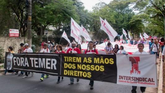 Temer vai EXTERMINAR postos de trabalho no Banco do Brasil