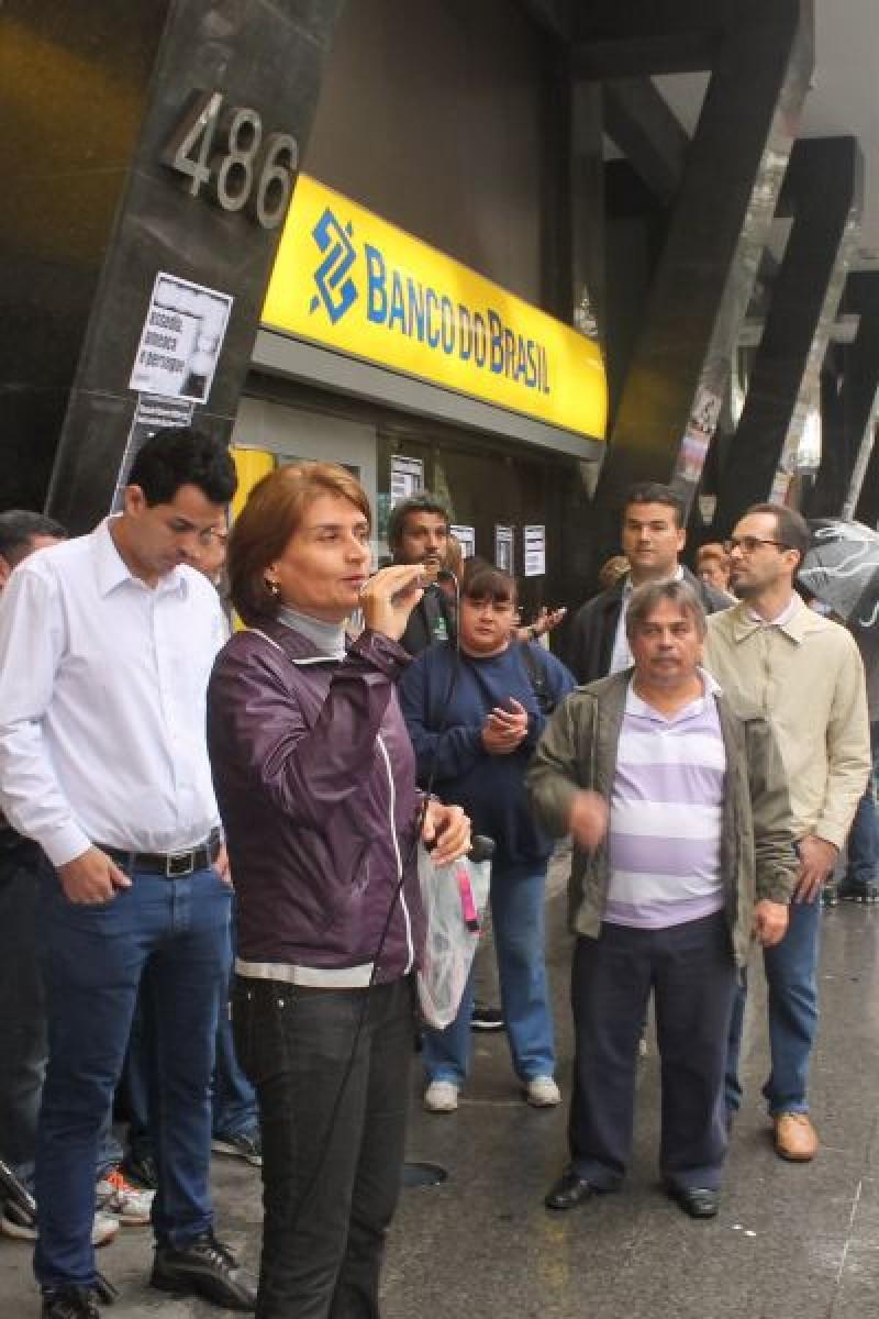 Funcionários do BB elegem delegados sindicais
