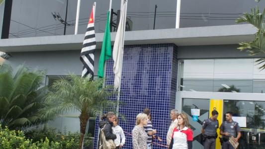 Sindicato exige emissão da CAT após roubo no BB em Santos