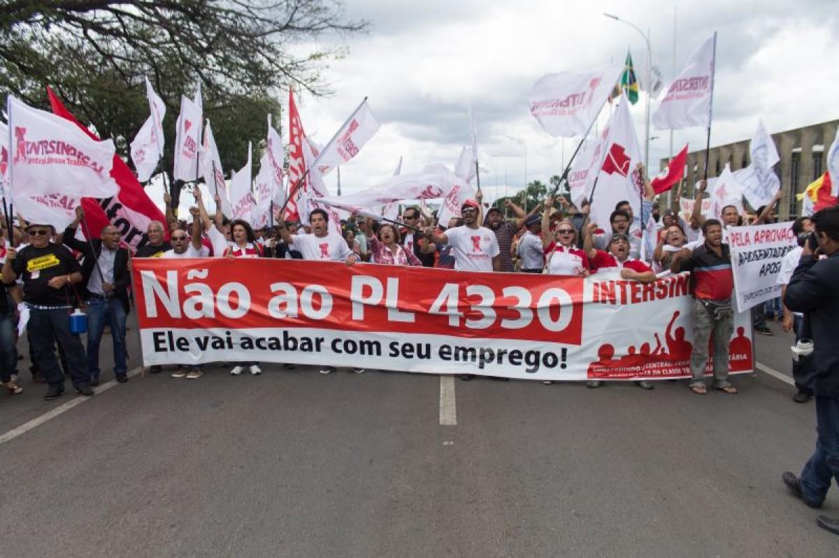 Centrais sindicais da BS convocam todos para paralisações nesta sexta,29/5