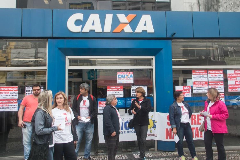 Caixa é condenada a pagar 7ª e 8ª horas de tesoureiros da Baixada Santista