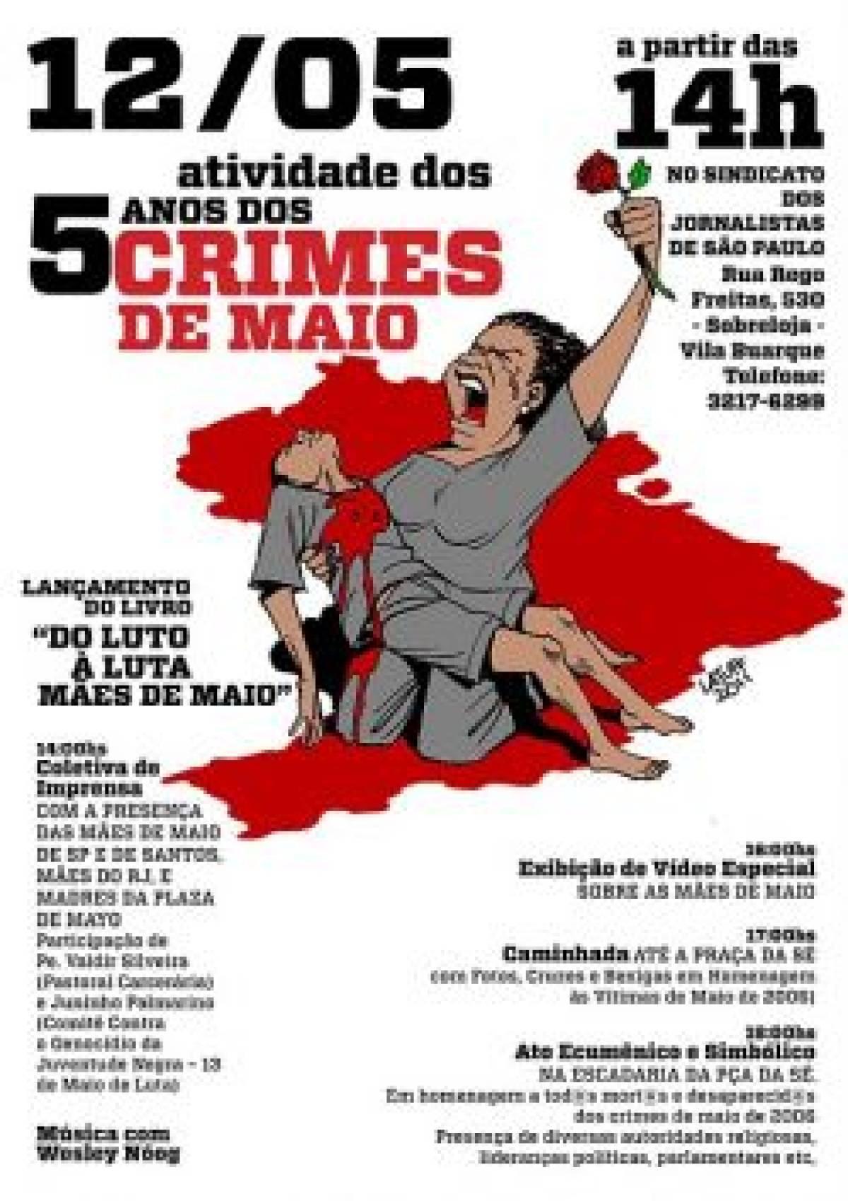 """Corrupção de policiais está entre as causas dos """"Crimes de Maio"""", aponta estudo"""