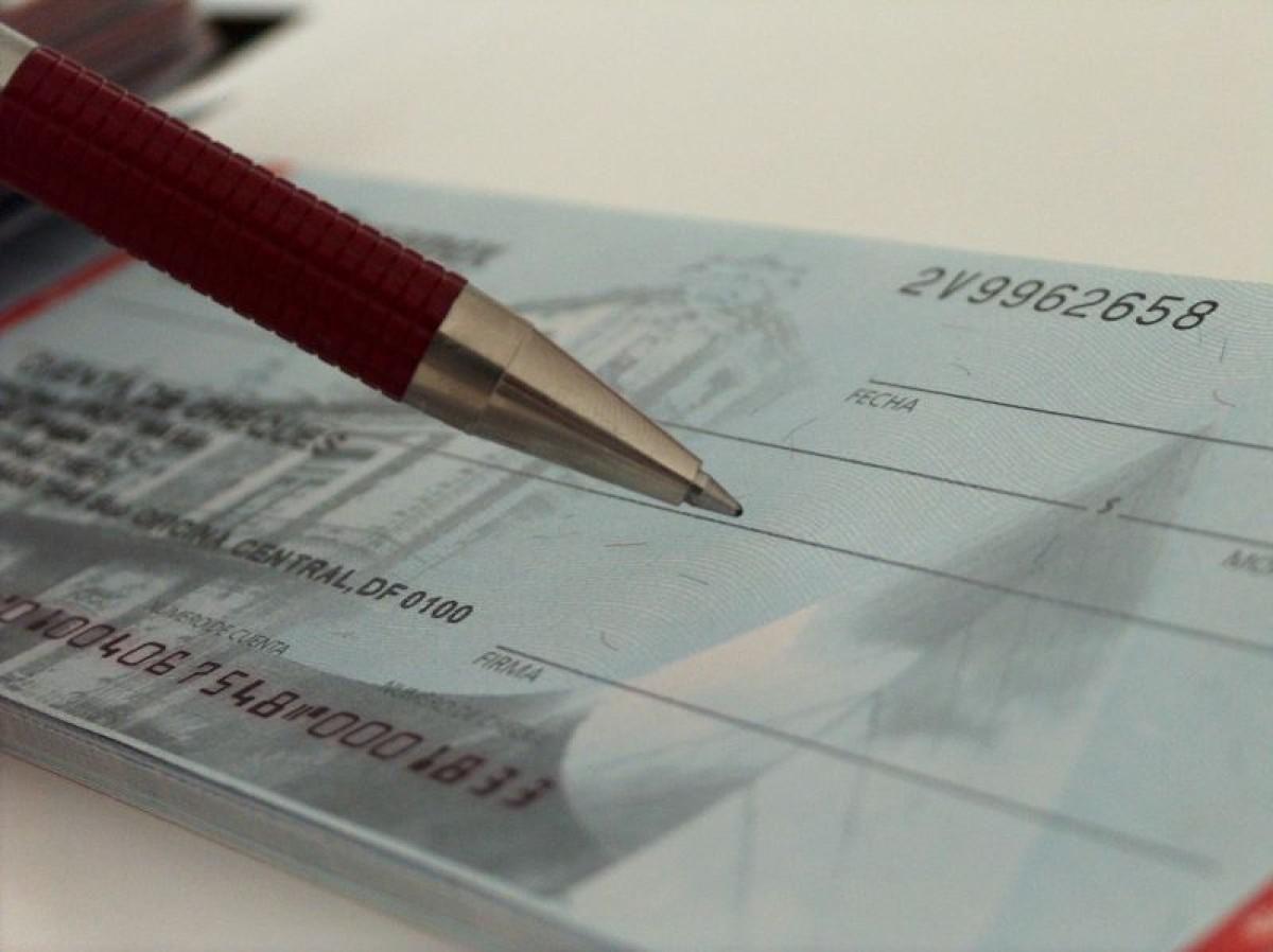 Taxa do cheque apresenta a 9ª alta consecutiva no ano