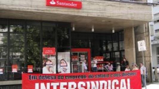 GREVE: 95% de paralisação em Santos