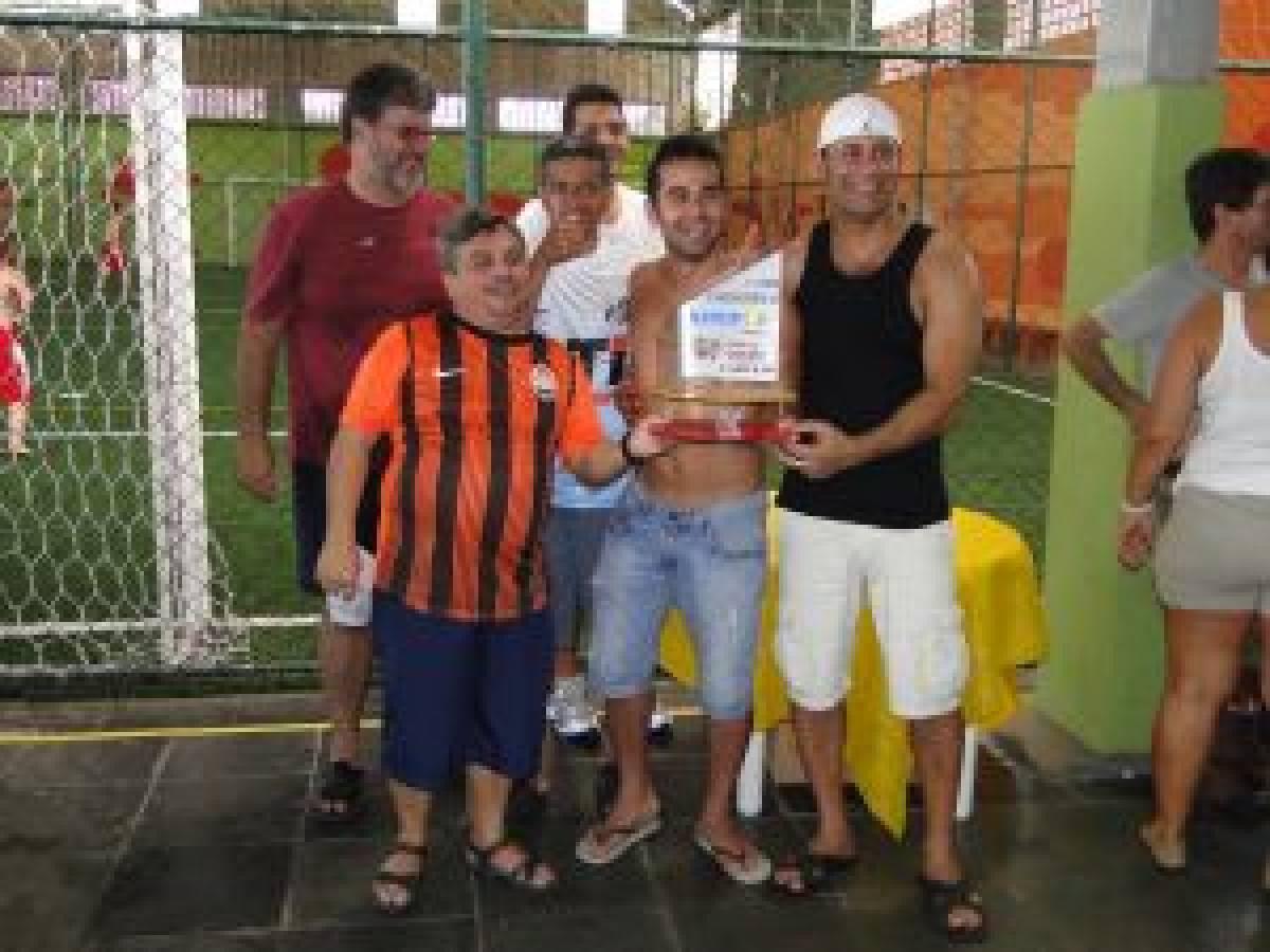 I Copa Intersindical de Futebol Soçaite