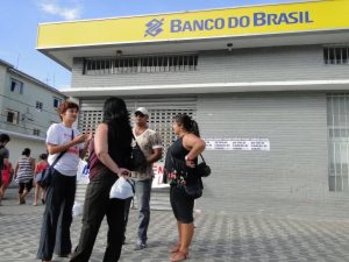 Bancários paralisam BB por total falta de condições de trabalho