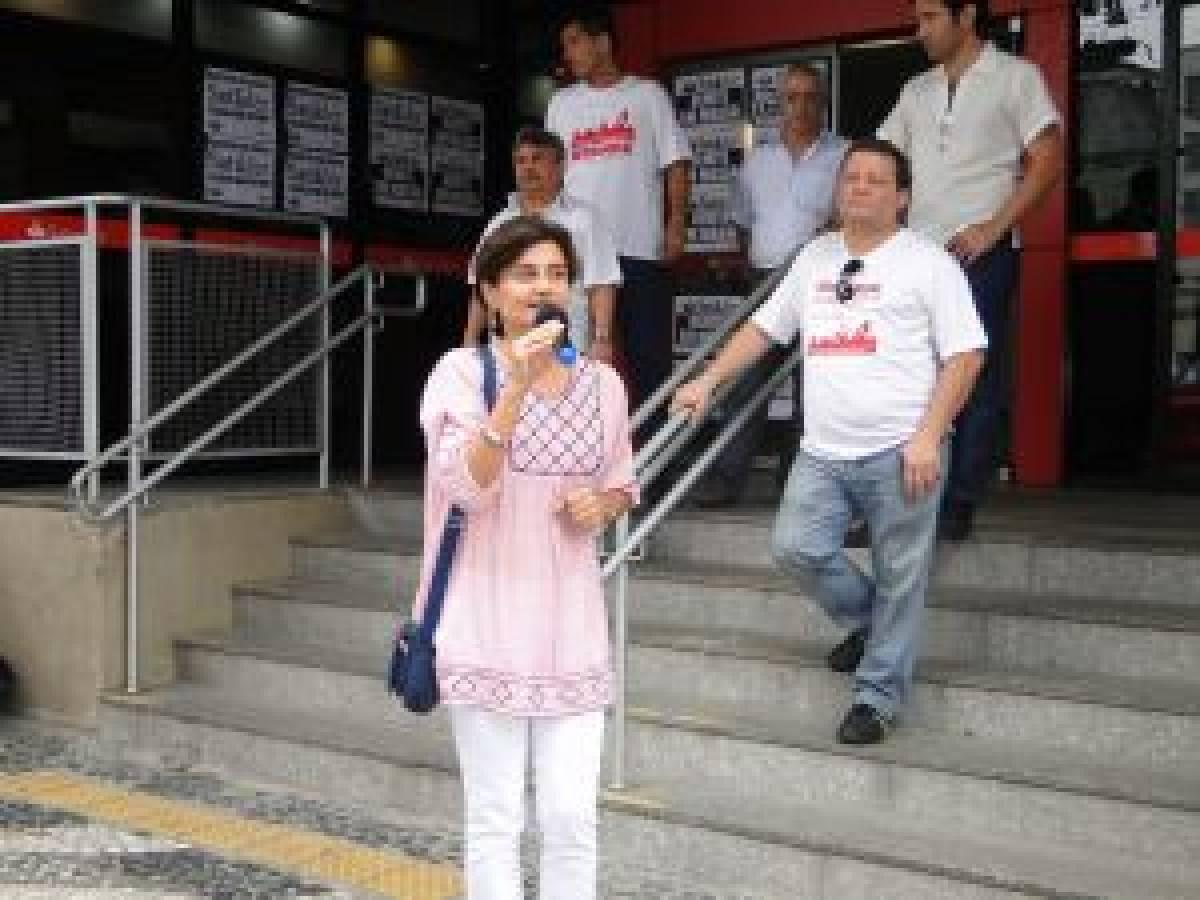 Santander: 16 agências são paralisadas em Santos