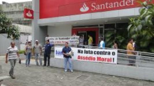 Manifestação em Cubatão: Satãder discrimina e demite deficientes físicos