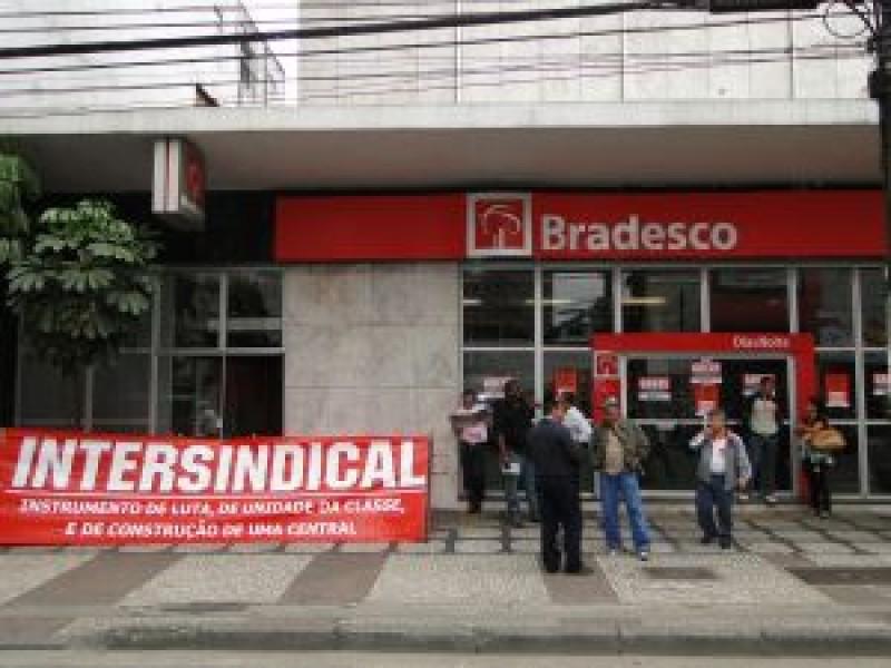 GREVE DOS BANCÁRIOS: Em Santos 90% das unidades foram paralisadas