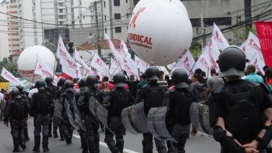 Nota da intersindical sobre lei antiterrorismo