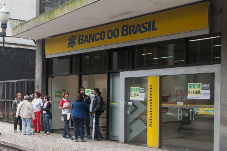 Em Santos 90% dos bancários aderiram à greve