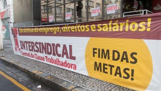 Nesta quinta-feira (6/10) a greve ainda continua no seu 31º dia!