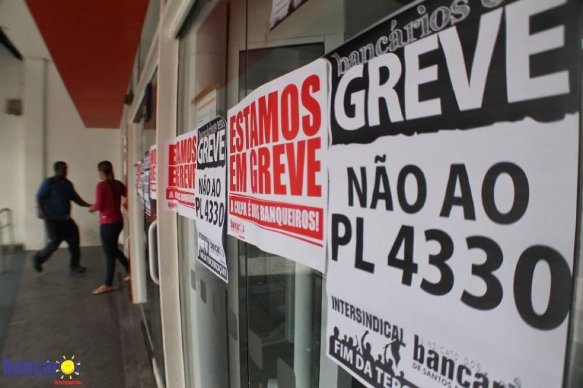Justiça condena 8 bancos por utilizar ações judiciais para inviabilizar greve