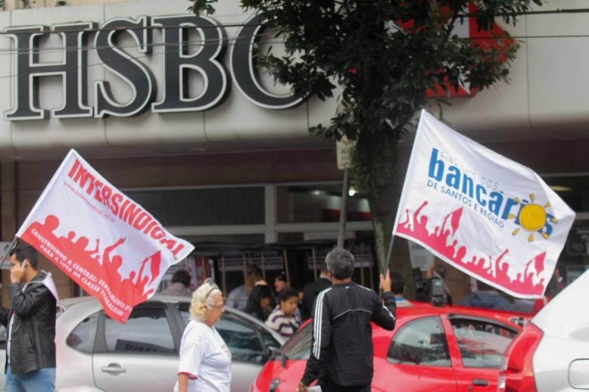 Regional do HSBC na Baixada Santista humilha subordinados por metas