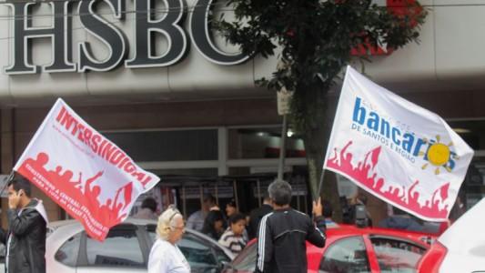 HSBC registra lucro de R$ 31,8 milhões no 1º semestre