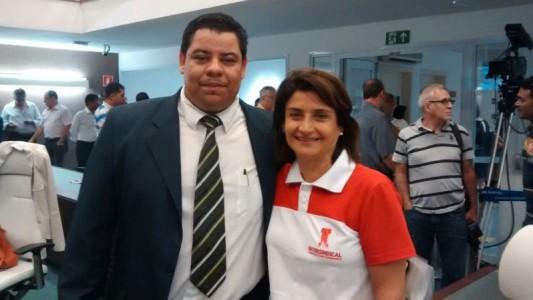 Coordenador da Fundacentro em Santos empossado nesta sexta, 17