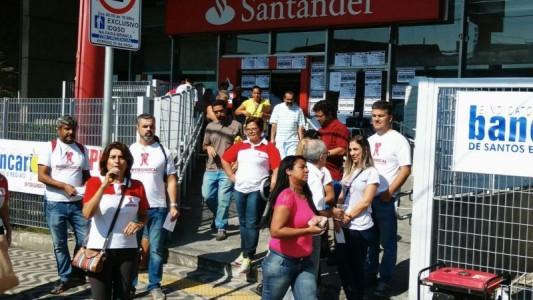 Assinado aditivo do Santander