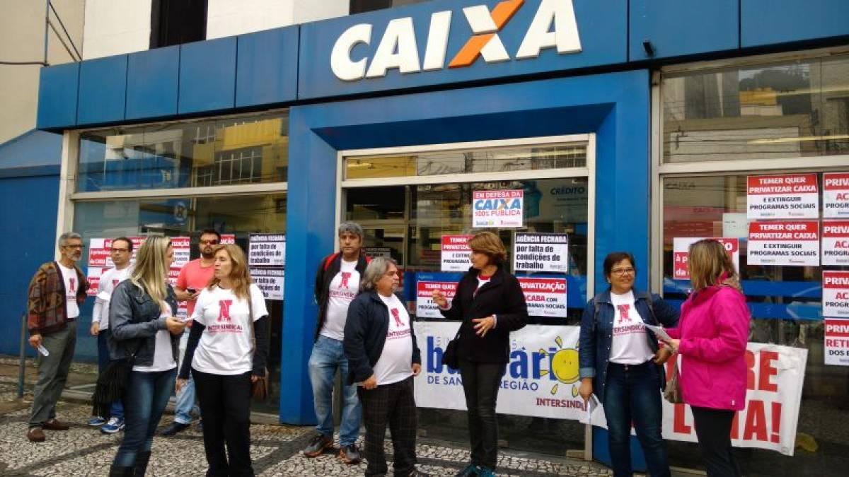 CAIXA mantém o DESRESPEITO na segunda rodada de negociações
