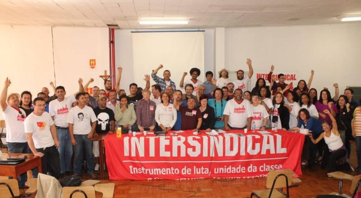 Resolução Política do Seminário Nacional da Intersindical