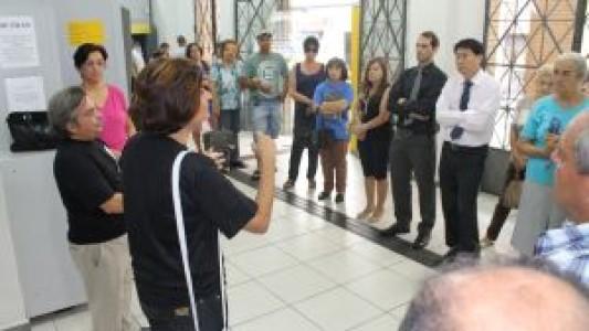 Bancários de Santos e região paralisam agências do BB