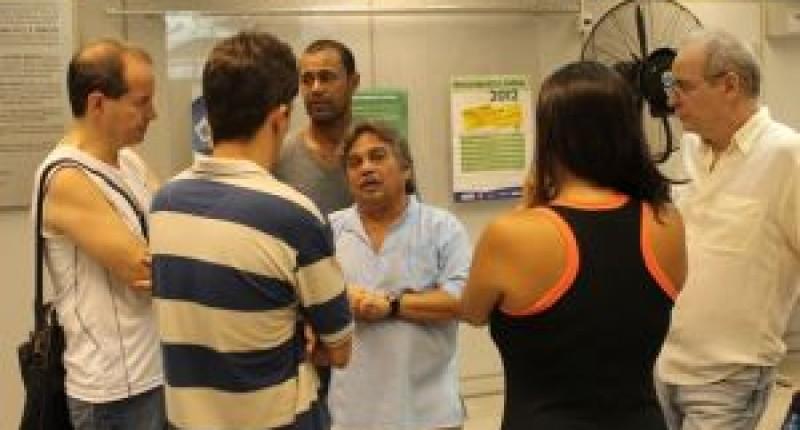 Caixa: agência Ana Costa sem condições de trabalho