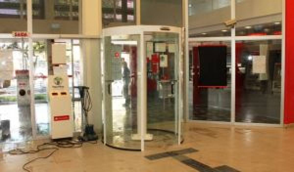 Santander: Sindicato obriga banco a apressar obras na agência Cubatão