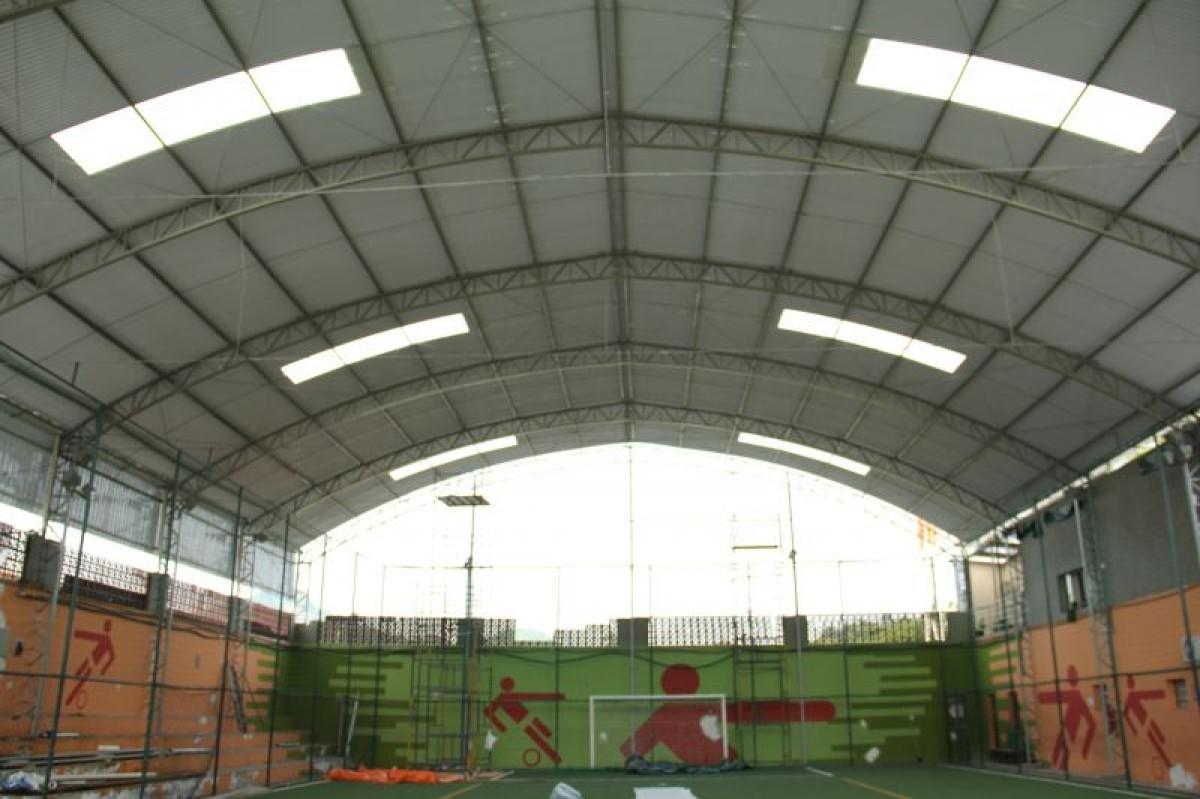 Complexo Esportivo dos Bancários será reaberto dia 11 de maio