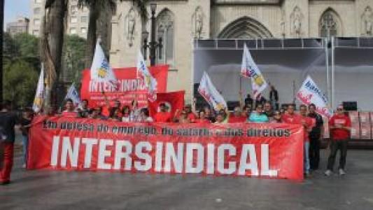 1º de Maio é Dia de Protesto dos Trabalhadores