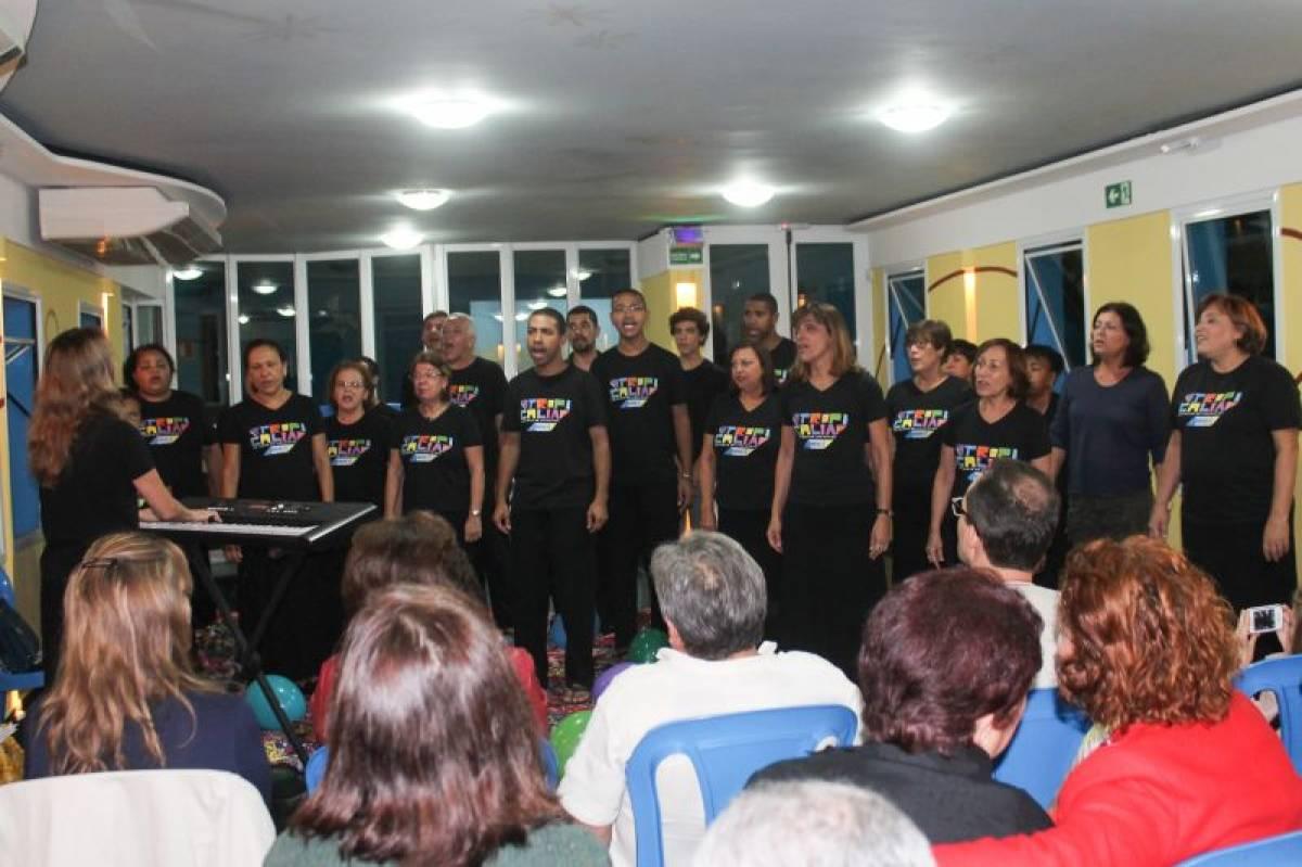 Coral do Sindicato faz apresentação nesta quarta, 8, em Santos