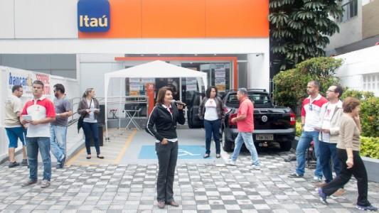 Itaú lucra R$ 5,394 bilhões no 3º trimestre de 2016