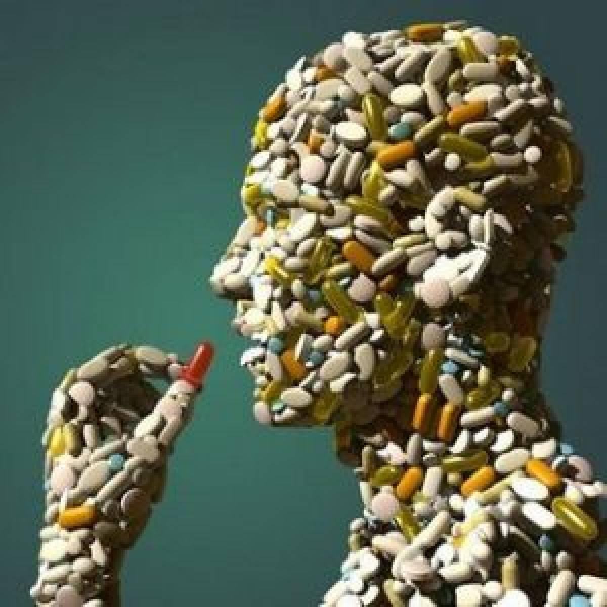 Antidepressivos estão entre remédios mais consumidos pela população