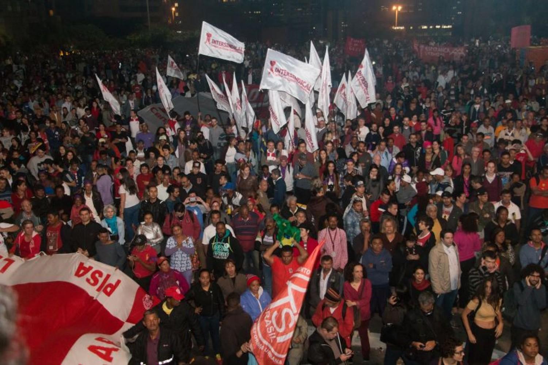 Construir a unidade e organização para a greve geral